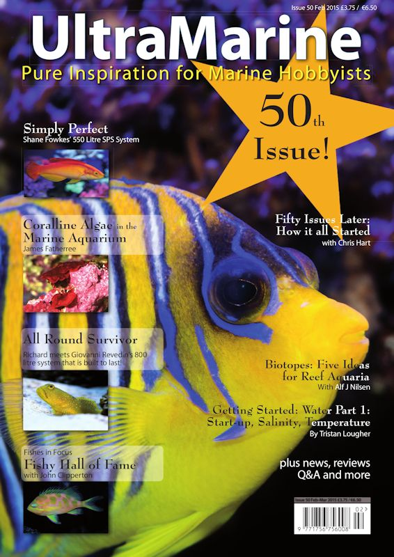 UltraMarine Magazine Issue 50