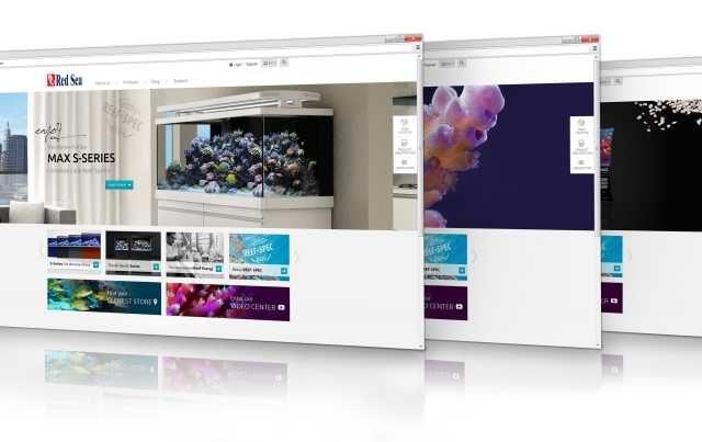 Red Sea Website