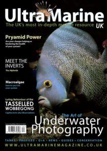 UltraMarine Magazine Issue 21 Cover Image